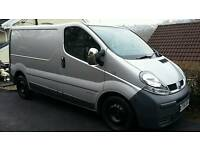 2006 Renault trafic dci 100