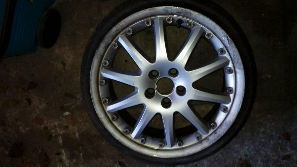 Ford Mondeo 53 Mk3 18 Quot 10 Spoke Alloy Wheels In Hyde