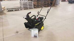 Snowblowers and Power Equipment at Auction - Ends April 24th