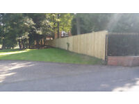 Findley Fencing the specialist Fencing Contractor in the North East