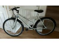 Ladies mountain bike full working order.
