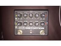 MXR double distortion