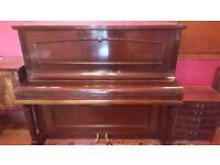 Good quality upright piano