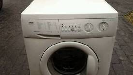 Zanussi washing machine in good working order. Can arrange delivery