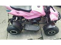 Quad mini moto