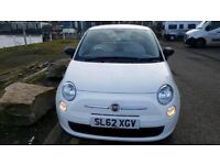 Fiat 500 only 10000miles very good condition