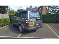 Land Rover Discovery SDV6 HSE (grey) 2014-03-26