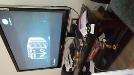 60in toshiba tv and stand