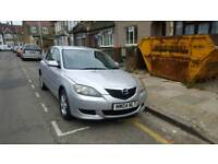 ++++QUICKSALE MAZDA 3 DIESEL 2004 PLATE+++STARTS AND DRIVES GOOD++++