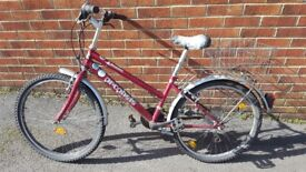 Bike xor just 25£ in used condition