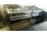 90cm smeg induction range cooker