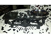 CAST IRON SCALES POTS COOKERS TELEPHONES TRACTORS TRIKES CARTS
