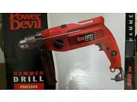 Power devil hammer drill
