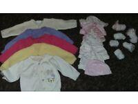 Newborn Baby Girl's Bundle