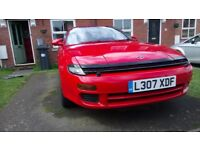 Modern Classic Celica, Toyota full engine rebuild genuine parts, great runner and condition