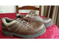 New brown shoes size 9