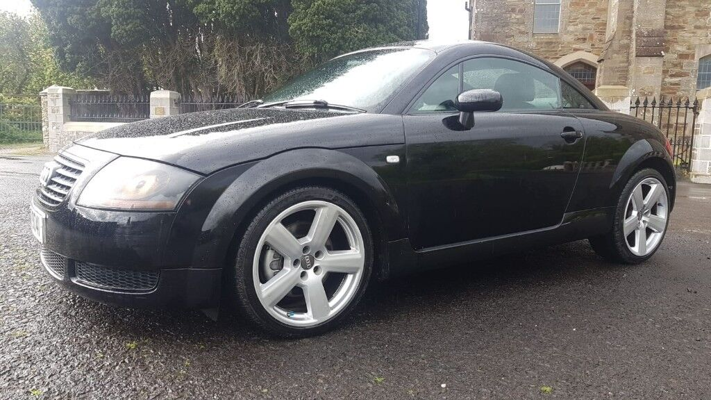 Audi TT Quattro Ono In Londonderry County Londonderry - 2001 audi tt quattro