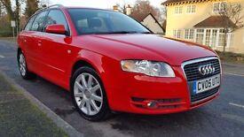 2005 Audi A4 AVANT 2.0 TDI SE 5dr Estate Excellent car