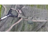 Chub S-Plus 42 Inch Carp Fishing Landing Net - Superb Condition Net & Handle - RRP £49