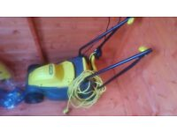 Lawnmower and Strimmer ( Brand New)