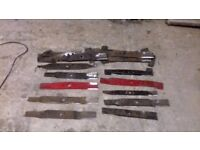 Refurbished Lawnmower Blades ! Cheap ! For all Makes And Models !