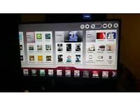 """47"""" smart LG HD tv"""