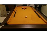 7FT POOL TABLE