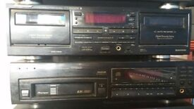 Cassette Tape player PIONEER