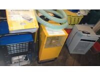 INDUSTRIAL DEHUMIDIFIERS ALL IN GOOD WORKING ORDER CLEANED READY TO GO M29 AREA WILL DELIVER
