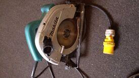 Makita 110 circular saw