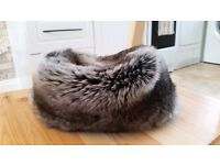 Ladies faux fur hat