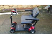 Pride gogo traveller mobility scooter used condition