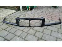 BMW E36 pre facelift nose panel and genuine kidney grilles