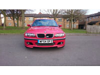 BMW 320d M sport rare Imola red (swap, PX estate) *PRICE REDUCED*