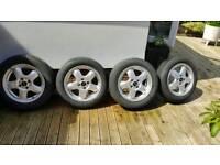 Mini wheels 175 65 15 4x100