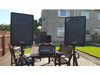 Disco/Karaoke equipment for sale