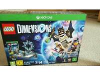 The LEGO® Dimensions Starter Pack and 3 game