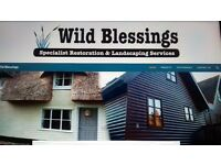 Wild Blessing Specialist Wood Restoration
