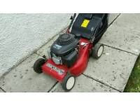 Lazer 18 inch power drive lawnmower £70