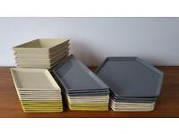 38-part tableware set
