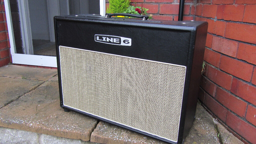 Guitar Amplifier 150 Watt Line 6 Flextone III XL | in Newcastle-under-Lyme,  Staffordshire | Gumtree