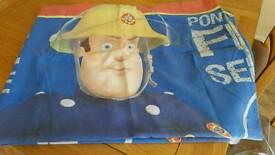 Fireman Sam Single Duvet