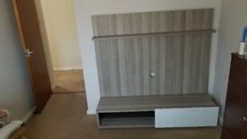 Venetian TV Unit - Great Condition - Local Pick Up Only