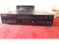 Pioneer CD Recorder - PDR-509 (High quality hi-fi separate)