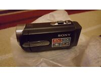 Sony HDR-CX405 compact camcorder- Hardly used