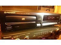 Pioneer CD Player PD-203