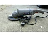"WICKES 9"" ANGLE GRINDER"