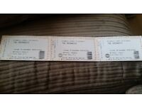 3 Tickets for The Dreamboys