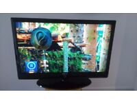 40 inches samsung full HD 1080p Builtin freeview tv