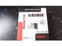 EzGamer Video Capture device and Software